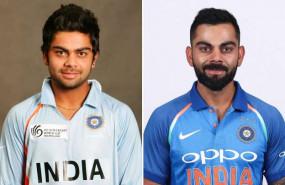 आज ही के दिन विराट ने रखा था इंटरनेशनल क्रिकेट में कदम