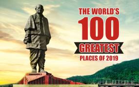 विश्व के 100 महानतम स्थानों में 'स्टैच्यू ऑफ यूनिटी' को मिली जगह, PM ने जाहिर की खुशी