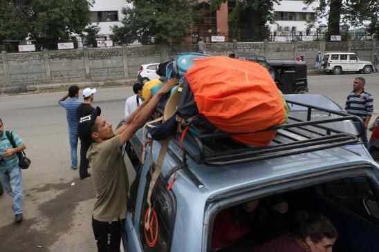 यूएई ने जम्मू एवं कश्मीर जाने वाले यात्रियों के लिए अधिसूचना जारी की