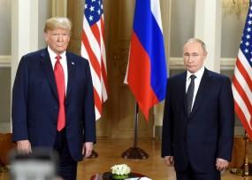 अमेरिका ने और सख्त किए रूस पर प्रतिबंध, ब्रिटेन के जासूस को जहर दिए जाने से नाराज