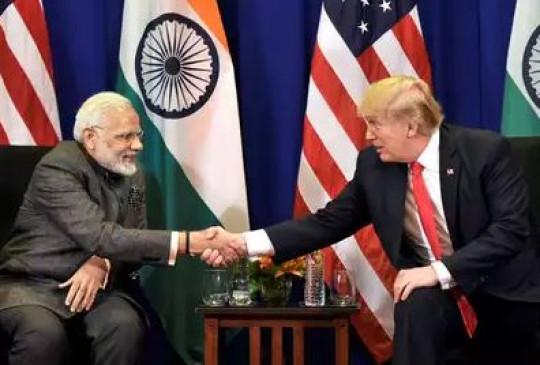 कूटनीतिक संबंधों को मजबूत करने के लिए भारत-अमेरिका करेंगे दो बैठकें