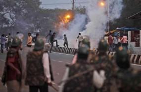 जयपुर में हिंसक झड़प, 1 की मौत 9 पुलिसकर्मी समेत 24 घायल, धारा 144 लागू