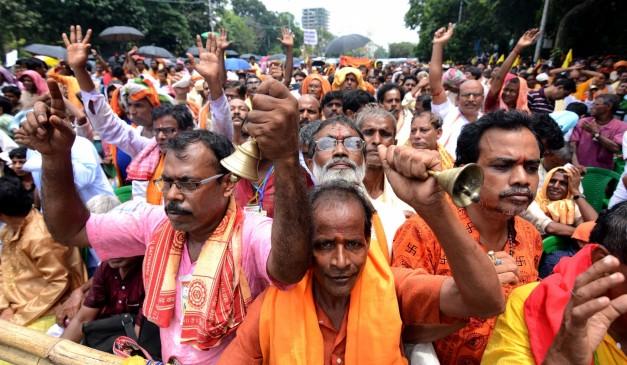 पश्चिम बंगाल : स्कूल परीक्षा में जय श्रीराम संबंधी सवाल को लेकर विवाद