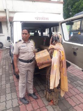अपने ही हाथों अपनी बेटी का गला घोंट दिया, पुलिस ने किया गिरफ्तार