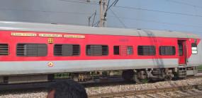 नदियां उफान पर, रेलवे अलर्ट , 25 संवेदनशील स्पॉट पर रखी जा रही नजर