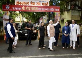 एनडीए सरकार के100 दिन का प्रदर्शन अभूतपूर्वः प्रधानमंत्री मोदी