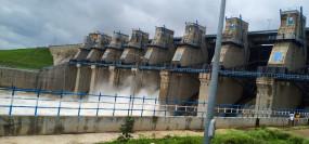 माचागोरा के छलकने से नागपुर को राहत, अब तक छोड़ा 295 एमसीएम पानी