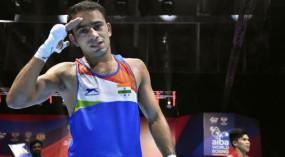 वर्ल्ड मैन्स बॉक्सिंग चैंपियनशिप के फाइनल में पहुंचे पंघाल, ऐसा करने वाले पहले भारतीय