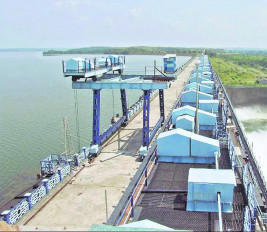 लगातार बारिश से वर्धा प्रकल्प में 90 फीसदी जलभंडारण अन्य जलाशय भी लबालब