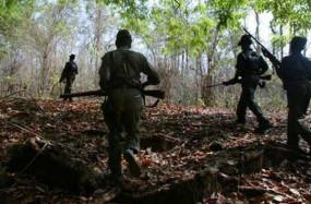 आंध्र प्रदेश: विशाखापट्टनम में पुलिस ने मुठभेड़ में पांच नक्सली मार गिराए
