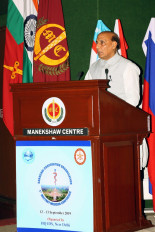 जैव-आतंकवाद से मुकाबले में सेना को सबसे आगे होना होगा: राजनाथ सिंह