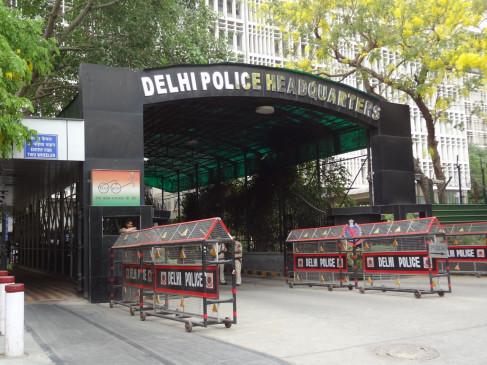 दिल्ली पुलिस मुख्यालय को बम से उड़ाने की धमकी देने वाला युवक गिरफ्तार