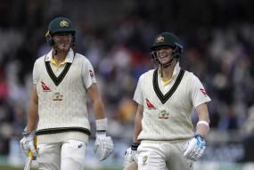 ENG VS AUS 4th Test: ऑस्ट्रेलिया ने पहले दिन 170 रन बनाए, स्मिथ ने अर्धशतक जड़ा