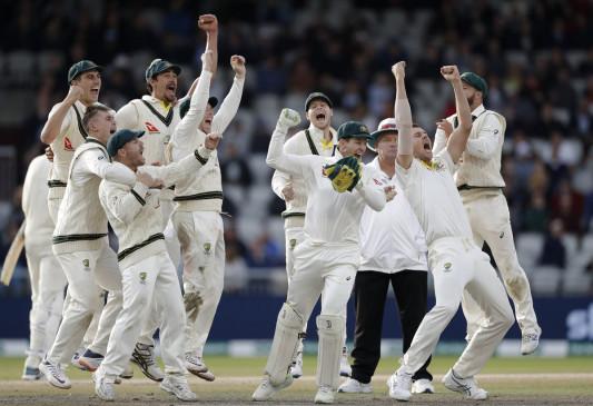 ऑस्ट्रेलिया का एशेज पर कब्जा बरकरार, चौथे टेस्ट में इंग्लैंड को 197 रनों से हराया