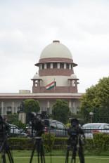 अयोध्या मामला : सुप्रीम कोर्ट ने मुस्लिम पक्ष के वकील से पूछा, सुरक्षा चाहिए?