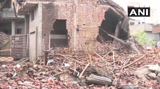 गुरदासपुर की पटाखा फैक्ट्री में भीषण विस्फोट, 23 की मौत, PM ने जताया दुख