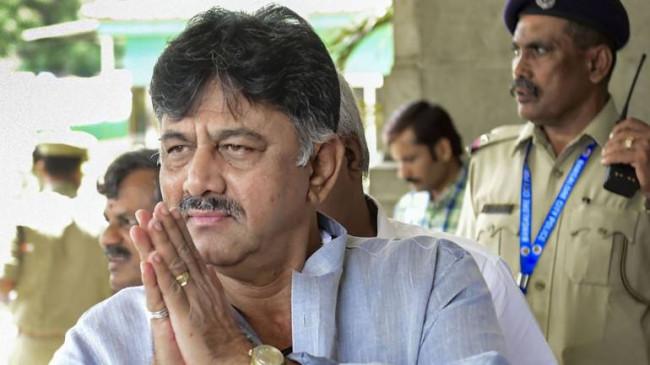 शिवकुमार की ईडी हिरासत पांच दिन बढ़ी, 3 सितंबर को किया गया था गिरफ्तार