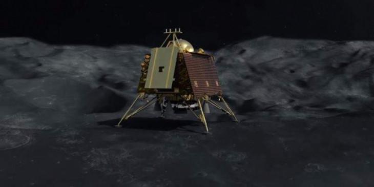चंद्रयान-2: जागी नईं उम्मीद.. मिल गया विक्रम, संपर्क करने का प्रयास जारी