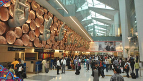 दिल्ली एयरपोर्ट पर चेहरा देखकर खुलेगा चेक इन गेट, आज से ट्रायल शुरु