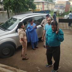 छिंदवाड़ा: लोकायुक्त पुलिस को देखकर भागा रिश्वतखोर आरक्षक, कार से बरामद हुए एक लाख रुपए
