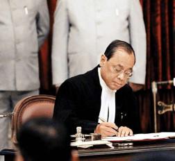 अयोध्या विवाद पर बोले CJI- 18 अक्टूबर तक होगी सुनवाई, 28 दिन में फैसला