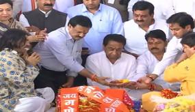 जल्द मप्र में दौड़ेगी मेट्रो, CM कमलनाथ ने इंदौर में किया शिलान्यास
