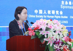 चीन हमेशा मानवाधिकार का प्रवर्तक और प्रेरक बनेगा: ल्यू हुआ