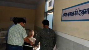 चिन्मयानंद को जेल से केजीएमयू में भर्ती कराया गया