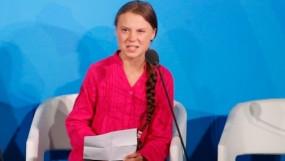 16 वर्षीय जलवायु कार्यकर्ता ने कहा- अगर वैश्विक नेताओं ने कोई कदम नहीं उठाए, तो हम कभी माफ नहीं करेंगे