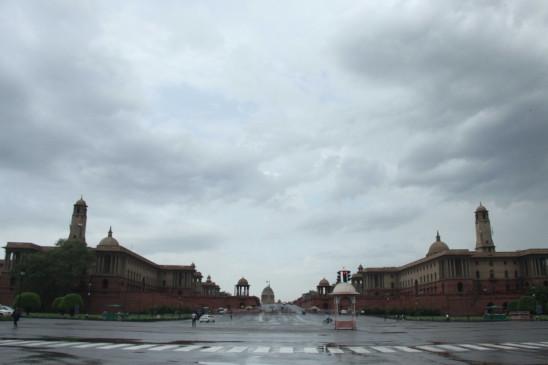 मप्र में बादल छाए, भारी बारिश की चेतावनी