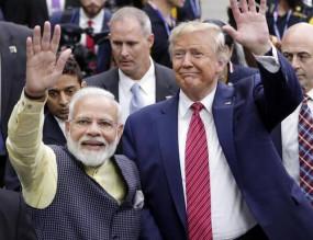 Howdy Modi : कांग्रेस ने लगाया पीएम मोदी पर ट्रंप का प्रचार करने का आरोप