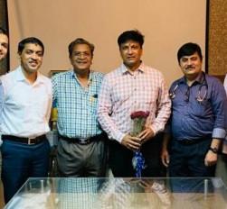 महाराष्ट्र में सुपर स्पेशलिटी हॉस्पिटल ने मारी बाजी,डॉ. चौरसिया को गोल्ड मेडल