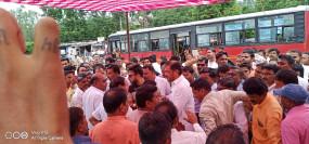 कांग्रेस विधायक सुनील केदार की धमकी- बीजेपी का झंडा लेकर घूमने वालों को घर में घुसकर मारेंगे