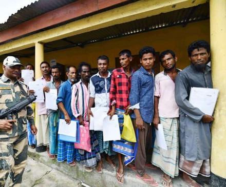असम NRC सूची से बाहर हुए लोग डाल सकेंगे वोट- चुनाव आयोग