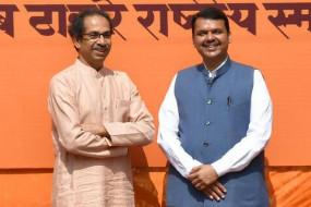 सीट बंटवारे के लिए भाजपा के फार्मूले पर सहमत नहीं हो रही शिवसेना, मुख्यमंत्री पद पर उद्धव का अपरोक्ष दावा
