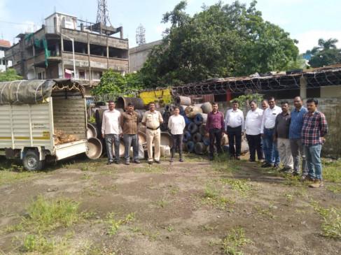 हर साल नागपुर में खुलती हैं 200 से ज्यादा अवैध शराब भट्टियां, जब्ती का माल ढोने विभाग के पास वाहन नहीं