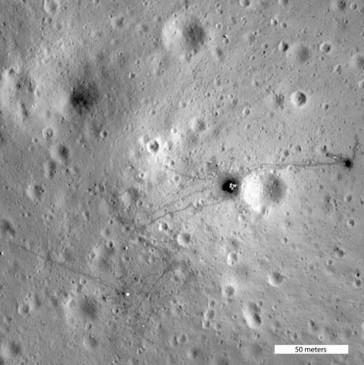 नहीं... ये तस्वीरें चंद्रयान-2 के लैंडर विक्रम की नहीं है