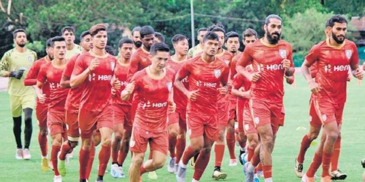 FIFA World Cup Qualifiers: भारत का पहला मैच आज ओमान से, सुनील छेत्री से उम्मीदें