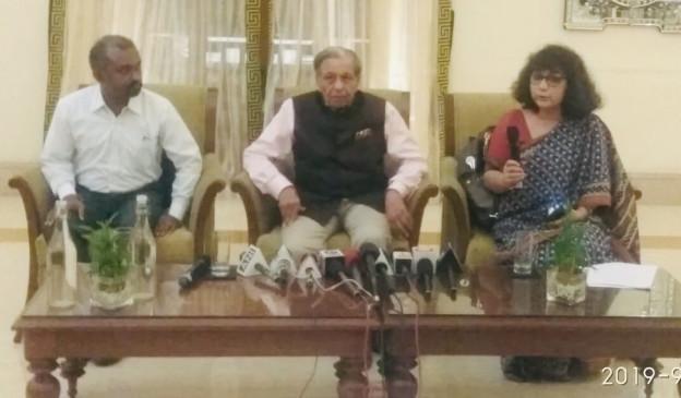 वित्त आयोग ने राजस्थान के नगर निकायों पर चिंता जताई