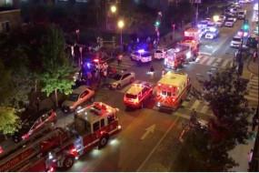 US: वाशिंगटन में व्हाइट हाउस के पास फायरिंग, 1 की मौत, 5 घायल
