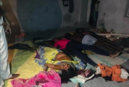 हरियाणा के झज्जर में पन्ना जिले के पांच मजदूरों की हत्या