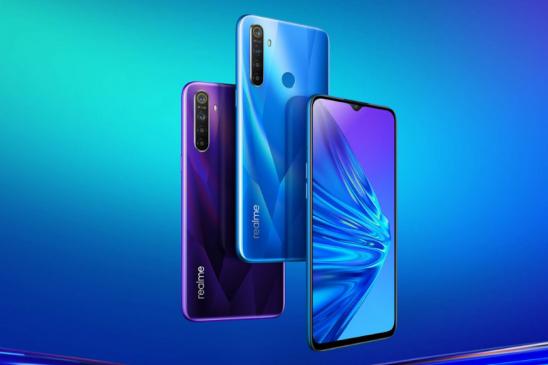 Realme 5 की फ्लैश सेल दोपहर 12 बजे से, जानें कीमत और ऑफर्स