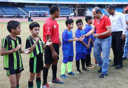 फुटबाल दिल्ली ने लांच किया गोल्डन लीग का दूसरा संस्करण