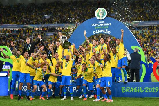 फुटबाल : पेरू ने रोका ब्राजील का विजय रथ