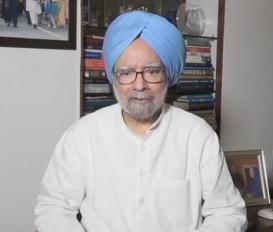 अर्थव्यवस्था की हालत चिंताजनक, नोटबंदी-GST से हुआ नुकसान: मनमोहन सिंह