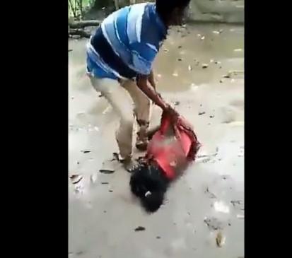 Fake News: बच्ची की बेहरमी से पिटाई की आखिर क्या है सच्चाई ?