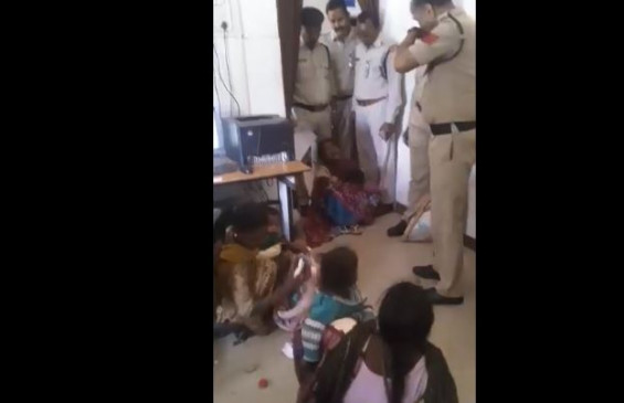 Fake News: क्या हरियाणा पुलिस ने महिला को पीटा ? वीडियो वायरल