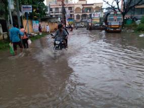 मध्य प्रदेश के 15 जिलों में भारी बारिश की चेतावनी, यलो अलर्ट जारी