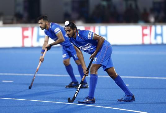 हॉकी : भारत ने बेल्जियम को 2-0 से हराया, सीरीज में 1-0 की बढ़त बनाई