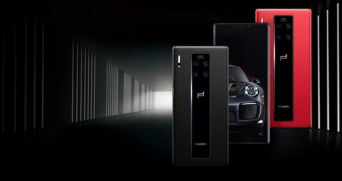 Huawei Mate 30 RS: लग्जरी कार निर्माता Porsche ने किया डिजाइन, कीमत 1.64 लाख